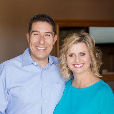 Chiropractor Murrieta CA Dr Anthony Becerra and Michelle